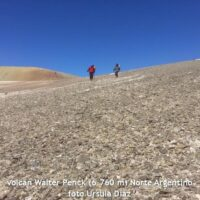 Guia de montaña Walter Penck