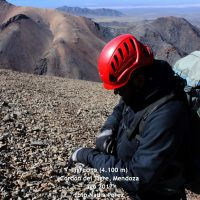 Exploración para montañistas