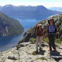 Grupos guiados en Bariloche
