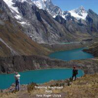 guia de montaña huayhuash